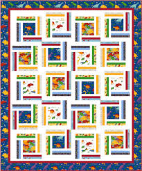 Quilt Patterns Fascinating Inspired By Fabric FREE Quilt Patterns