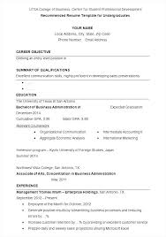 Sample Resume For A Highschool Student With No Experience Transform