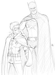 Small Picture and robin coloring pages to print