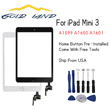 touch screen glass replacement part for