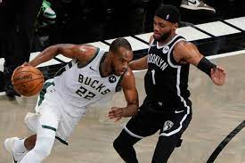 Bucks stay home for Christmas, raising banner against Nets   Sports Daily  Updates