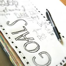 30 bright ideas to help you figure out what to put in your blank notebooks