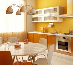 Mustard Yellow Walls Make Magnificent Kitchens Design And Mustard
