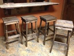 diy wooden stools | DIY Wooden Barstools