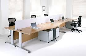 office desking. Oak-Wave-office-desk Office Desking