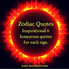 Zodiac Quotes Jacqueline Lasahn