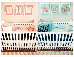 baby nursery ideas for twins boy and girl