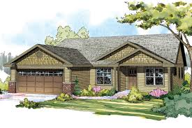 craftsman style one story house plans luxamcc org and a half beau