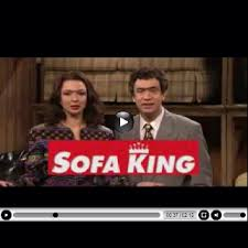 sofa king snl Homeminimalistco