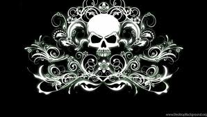 free skull wallpapers for mobile hd