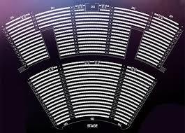 Michael Jackson One Seating Chart Showtimevegas Las Vegas