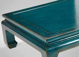 dynasty square coffee table coffee