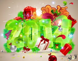 أحلى صور تهنئة للعام الميلادي الجديد 2014 Happy New Year