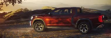 2018 NYIAS VW Atlas Tanoak concept pickup truck