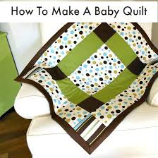 Baby Quilts Kits To Make – co-nnect.me & ... Baby Quilts Kits To Make Baby Quilts Kits To Make Uk Easy Baby Quilt  Instructions How ... Adamdwight.com