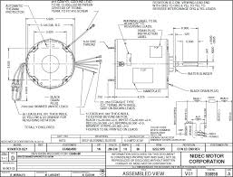emerson electric motor wiring diagram wiring diagram and hernes ao smith electric motor wiring diagram image about