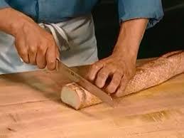 Мастер-класс по кухонным ножам. Часть 8. <b>Нож для хлеба</b> ...