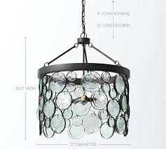 to burlap chandelier cord cover pottery barn burlap chandelier cord cover