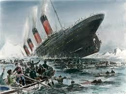 Untergang der Titanic: Eine geordnete Katastrophe - Wirtschaft - FAZ