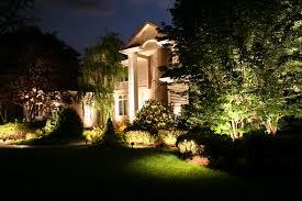low voltage led landscape lights house landscape for outdoor light mounting kit and residential landscape lighting
