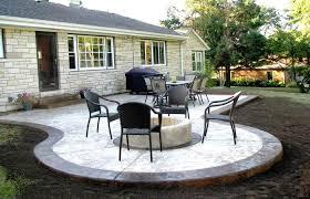 home elements and style medium size glamorous concrete patio design ideas backyard home keaorg backyard ideas