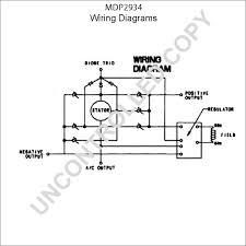 prestolite leece neville mdp2934 wiring diagram