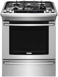 Why Dual Fuel Range 30 Dual Fuel Built In Range With Wave Touchar Controls Ew30ds80rs