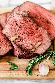 garlic lover s roast beef