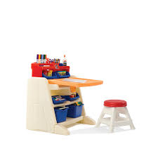 kidkraft easel desk uk by step2 flip and doodle easel desk with stool canada best chairs
