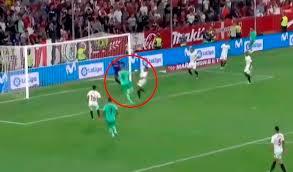 GOL Real Madrid vs Sevilla de Karim ...