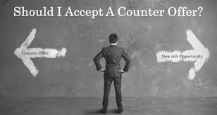 reasons you should not accept a counter offer treeline s blog should i accept a job counter offer