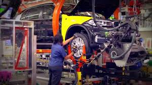 BMW Convertible bmw x3 manufacturing plant : Production BMW X3, X4, X5 and X6 - Plant Spartanburg USA - 2014 ...