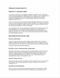 Extraordinary Resume Personal Information List For Scholarship