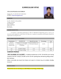 Resume No Nos VINAY resume 100 Copy 100doc from mail 98