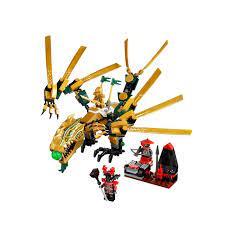Bộ đồ chơi Lego Ninjago 70503 - The Golden Dragon - Bộ xếp hình Ninjago  rồng vàng