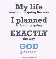 A confident person enjoys the journey, the people they meet along the way and sees life not as a competition. 31 Inspirational Quotes About God Plan Best Quote Hd