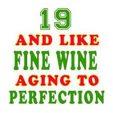 19th Birthday Quotes Funny. QuotesGram via Relatably.com