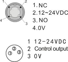 dr18 series cylinderical photoelectric sensors photo sensors dr18 2 wiring dr18 m8 connectors