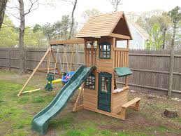 Triyaecom U003d Big Backyard Windale  Various Design Inspiration For Big Backyard Ashberry Wood Swing Set