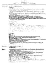Etl Tester Resume Sample ETL Tester Resume Samples Velvet Jobs 9