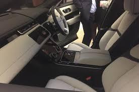 luxury car interior seats. Fine Interior Range Rover Velar Interior  In Luxury Car Interior Seats U