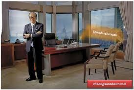 feng shui case study home office. Li Ka Shing Office S-dragon Feng Shui Case Study Home