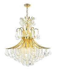 black and gold crystal chandelier worldwide lighting empire collection 11 light polished gold crystal chandelier lights modern gold k9 crystal chandelier