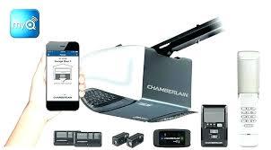 garage door opener app iphone chamberlain