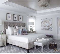 black white style modern bedroom silver. Silver Gray Bedroom With Tray Ceiling And Blade Fan - Transitional Benjamin Moore Natural Cream Black White Style Modern R