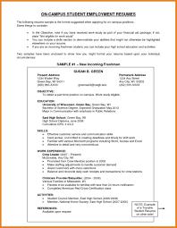 Resume Statement Of Purpose Inspiration Objective Resume Statement