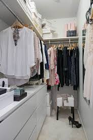 Organize Small Walk in Closet Ideas Images - Small Room Decorating Ideas