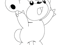 Pokemon Coloring Pages Pikachu Cute Coloring Pages Ring Ex Page