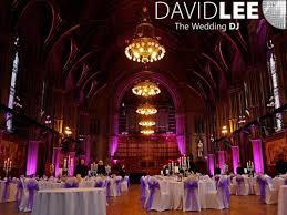 Manchester Town Hall Uplighting Manchester Wedding Dj David Lee