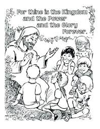 More than 10.000 printable coloring sheets. The Lords Prayer Coloring Pages Prayer Coloring Pages To Print The Lords Prayer For Kids Children And Pa Prayers For Children Prayer Crafts Lords Prayer Crafts